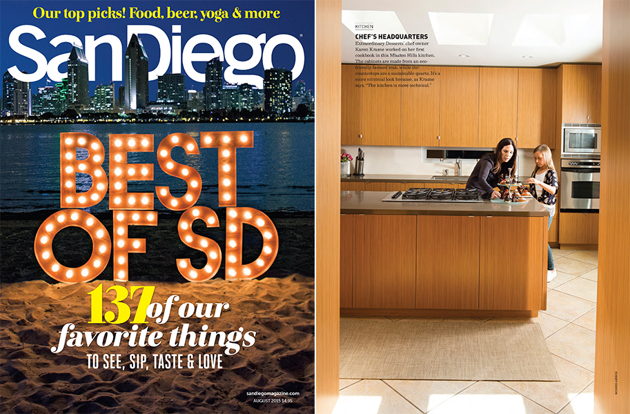 Studio Anderson Architects Best of 2015 Kitchen