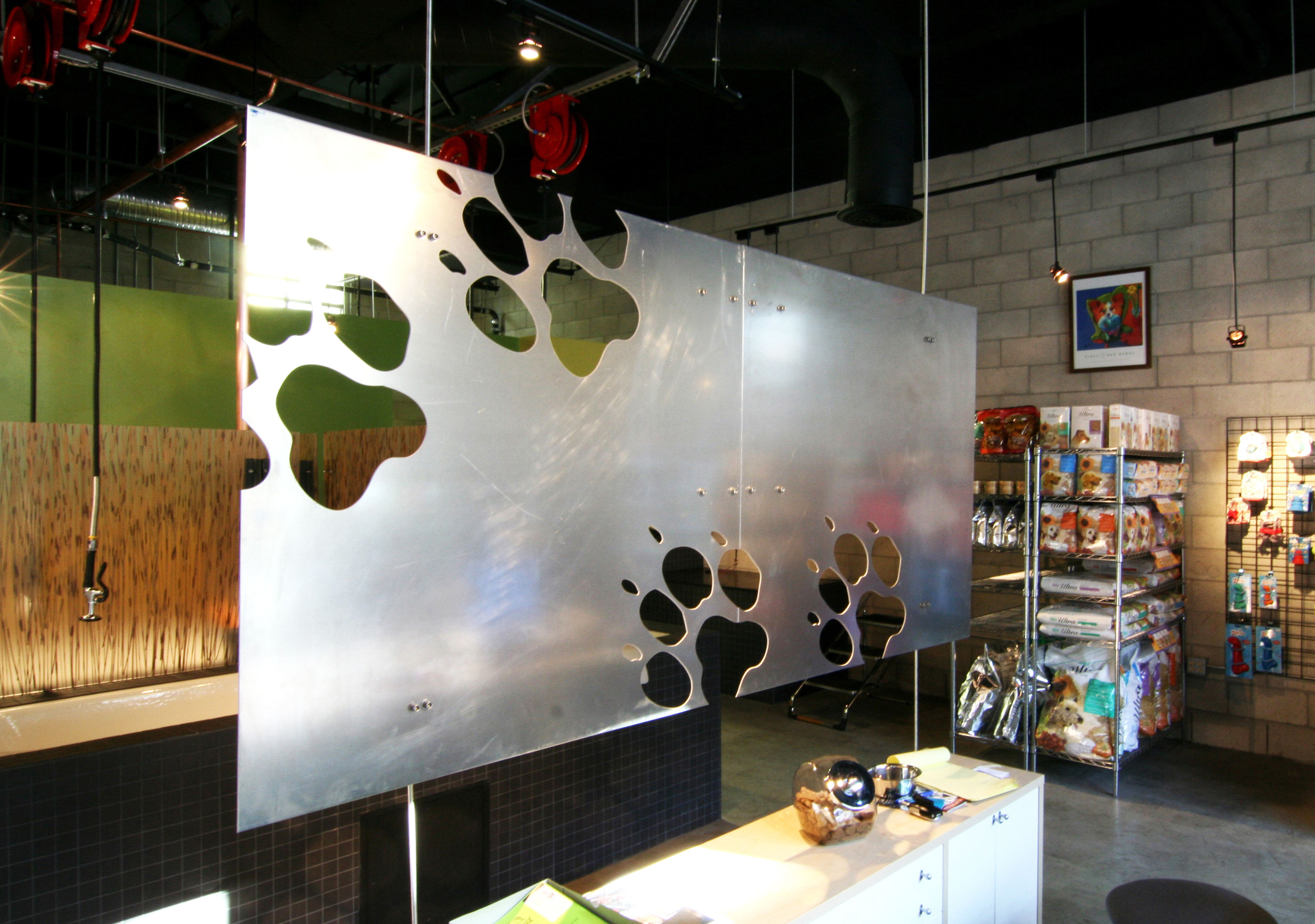 Studio anderson architects city dog wash 3148 2212 for Anderson architects