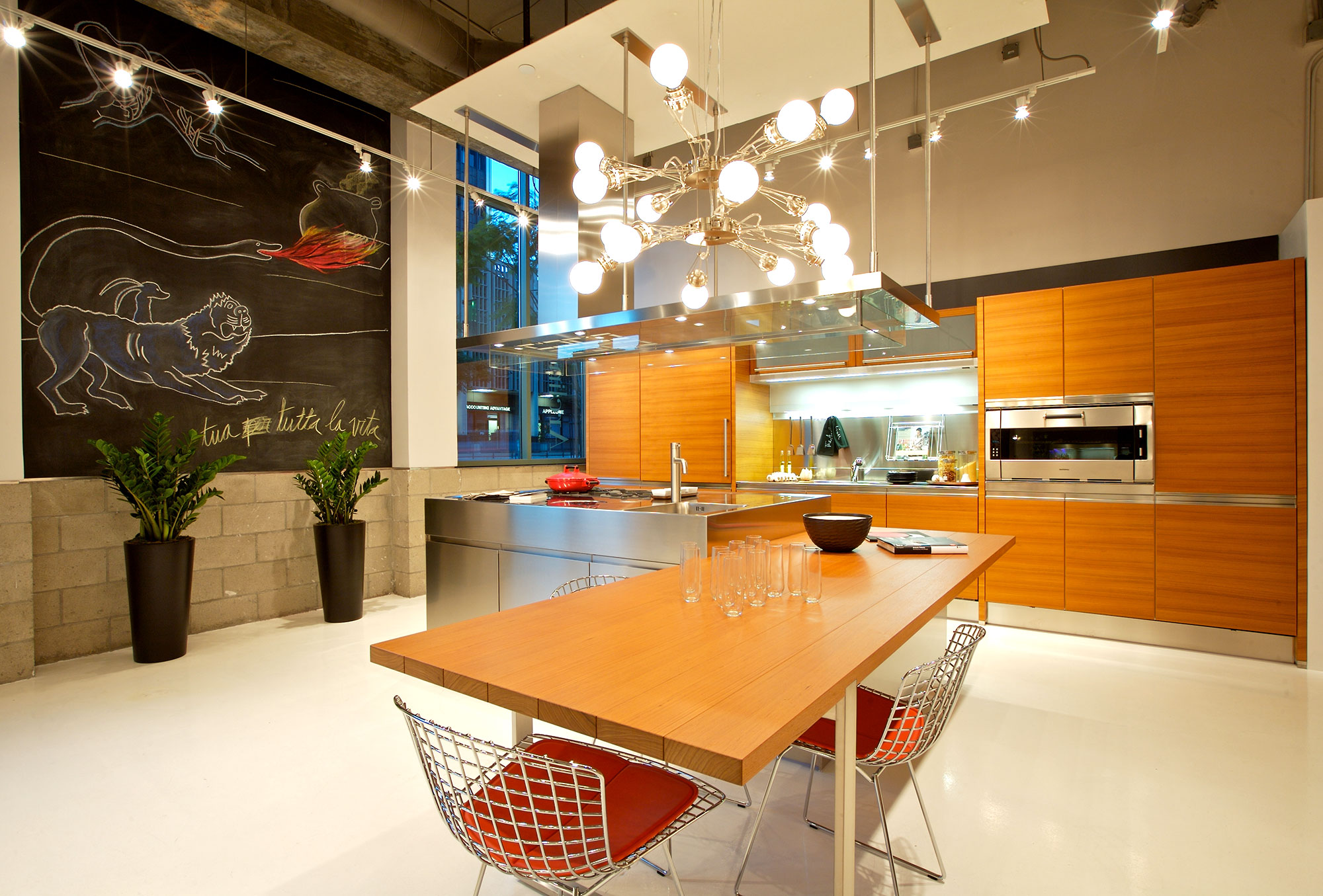 arclinea san diego showroom